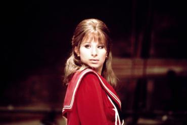 """Barbra Streisand dans """"Funny Girl"""""""
