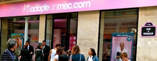 """Adopte un mec: nuovo negozio parigino che vende """"fidanzati"""""""