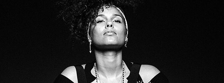 Alicia Keys dice No al Make-up