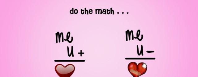 Amore come risultato matematico