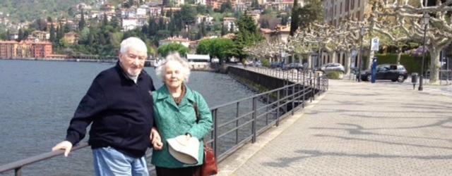 Amore e social network: si ritrovano a 70 anni