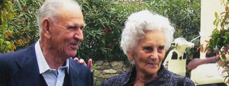 Antonietta e Luigi: storia d'amore d'altri tempi