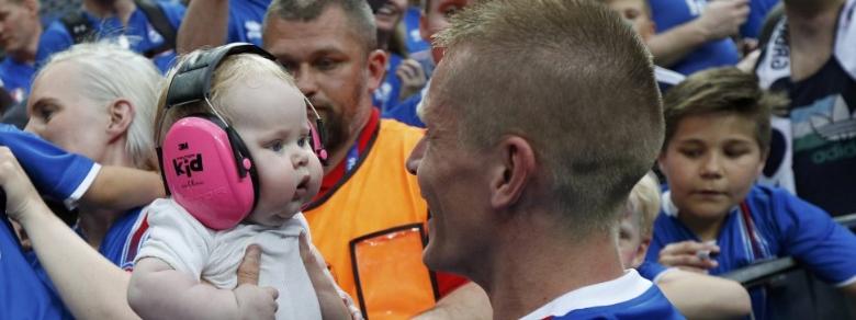 Boom di nascite in Islanda 9 mesi dopo Euro2016