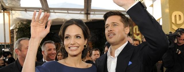 Brad Pitt riceve in regalo un'isola dalla bella Angelina