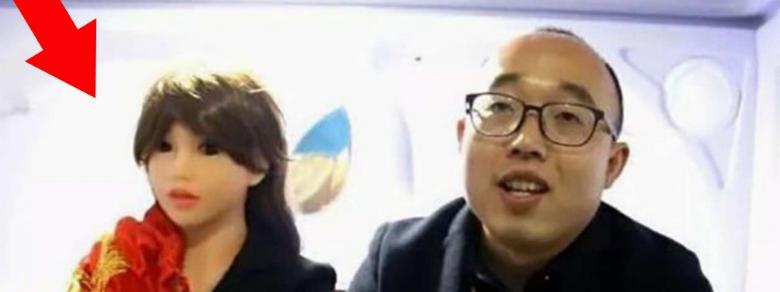Cina: ingegnere costruisce la sua anima gemella