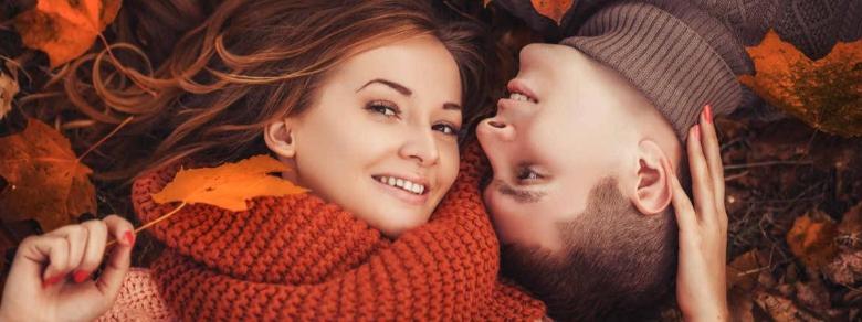 Come superare la depressione autunnale nella vita di coppia
