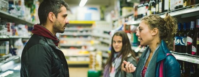 Fare conquiste tra gli scaffali del supermercato
