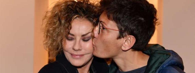 Finalmente spose Eva Grimaldi ed Imma Battaglia
