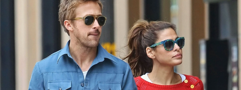 Fiori d'Arancio in gran Segreto per Ryan Gosling ed Eva Mendes