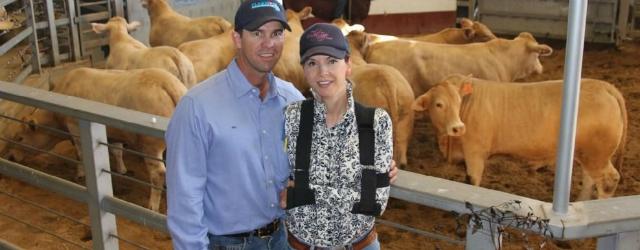 Gayle e Mac: aiuto ad una moglie senza braccio