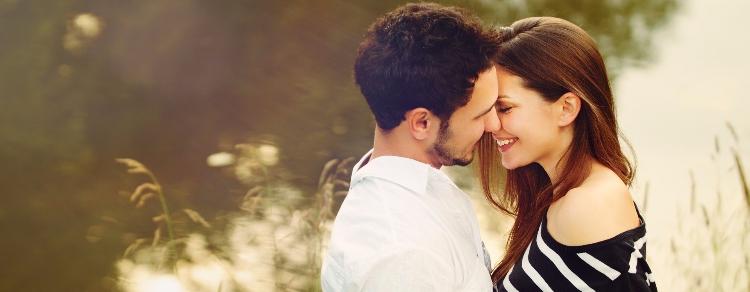 Incoraggiare il partner è segno di amore