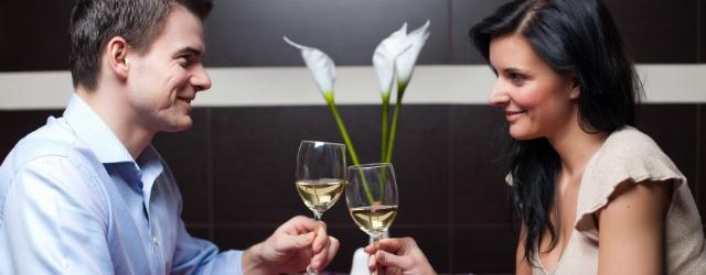 La cena come momento ideale per le conquiste dei single