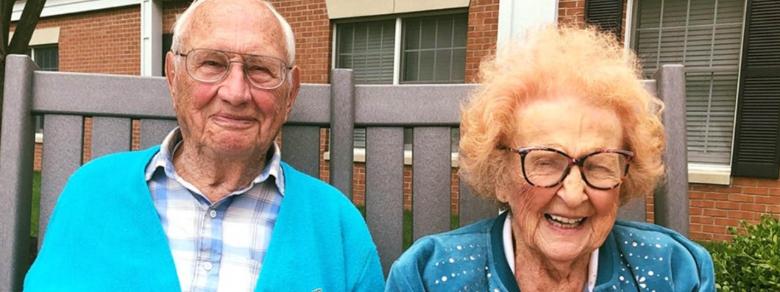 L'amore non ha età: matrimonio ultracentenario in USA
