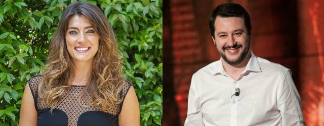 Salvini e Isoardi: fine della love story