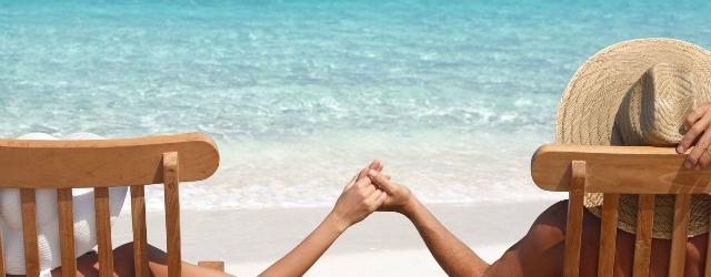 Tendenze di coppia: per quest'anno vacanze separate