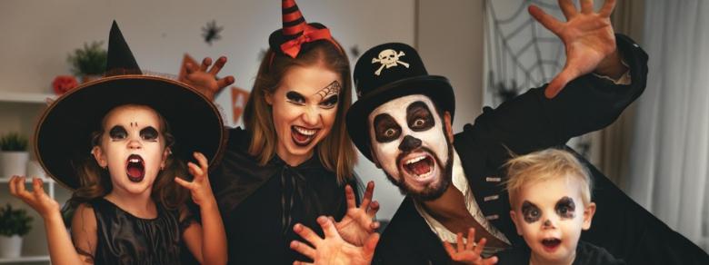 Trucchi e Costumi per Halloween
