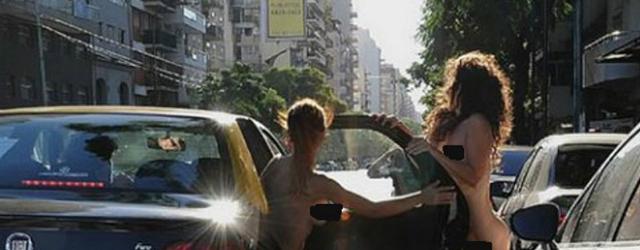 Urbanudismo: girare nudi per strada