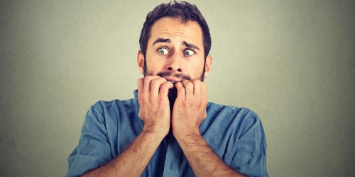 attacchi d'ansia improvvisi
