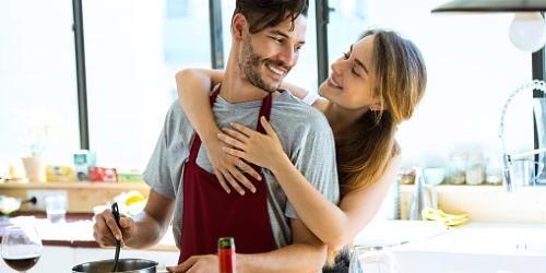 cambiare abitudini alimentari per amore