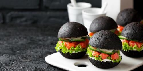 carbone vegetale alimentare