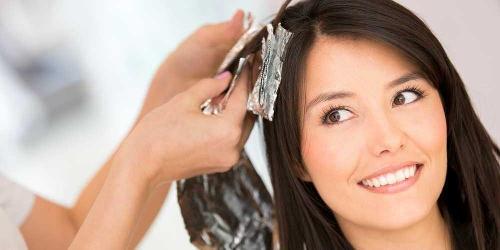 come cambiare colore dei capelli