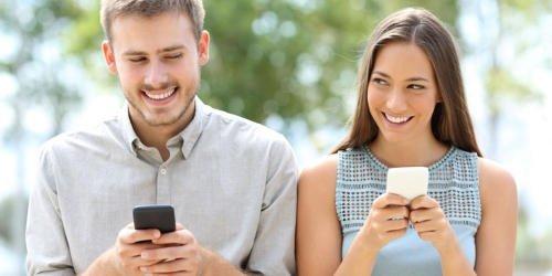 flirt in chat
