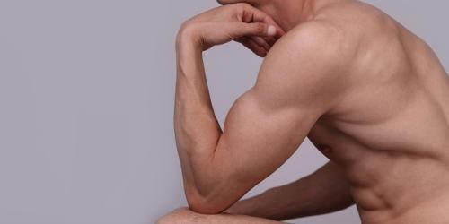 depilazione intima maschile