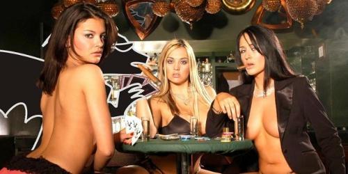 giochi erotici di gruppo