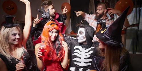festa di halloween idee