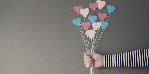 pensieri positivi sull'amore