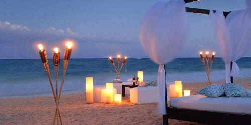 serata romantica a casa