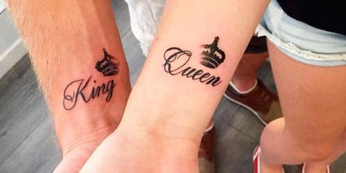 tatuaggi di coppia simboli