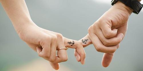 tatuaggi di coppia idee