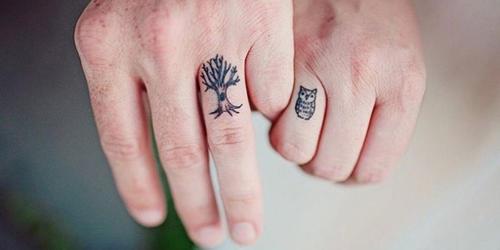 tatuaggi di coppia piccoli