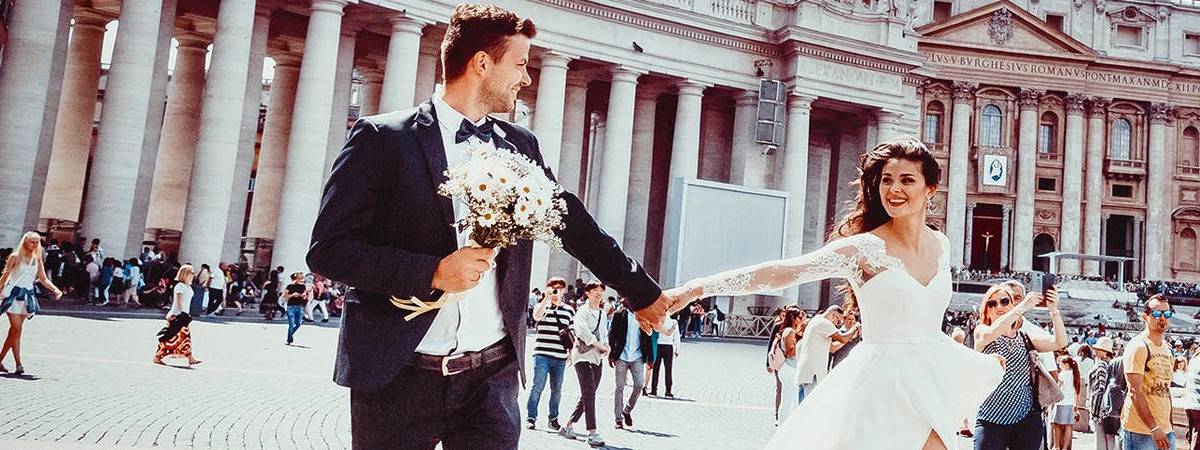 Wedding Tourism: gli ultimi dati da pandemia