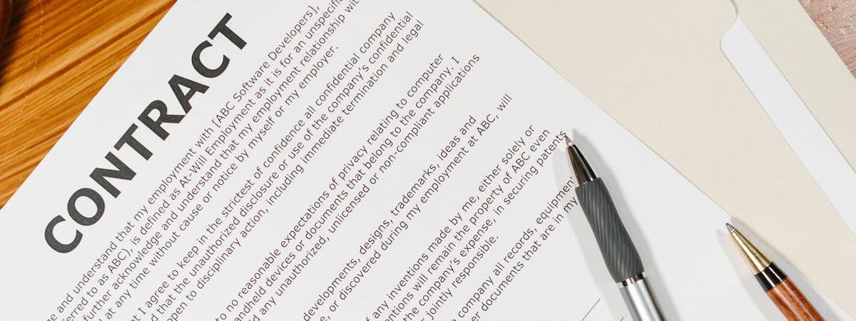 Relazione, quanto può giovare un contratto?