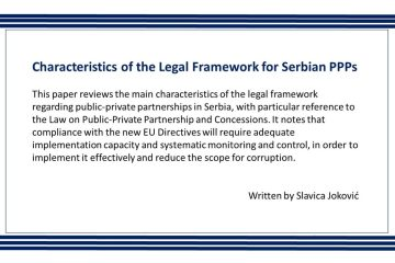 Serbia Opening the Public Procurement Market