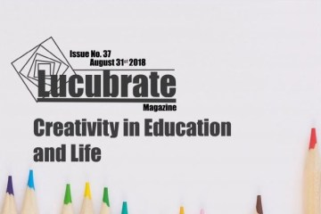 Lucubrate Magazine, Issue 37, August 31st 2018