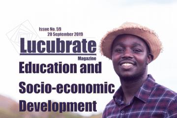 Education and Socio-economic Development, Issue 59, 2019