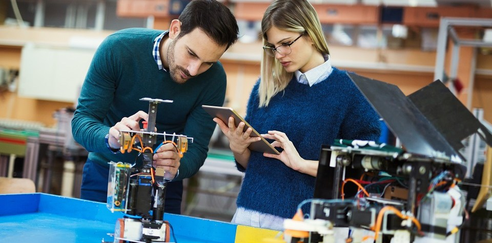 A Shift Towards Digitalization in Technical Vocational Education