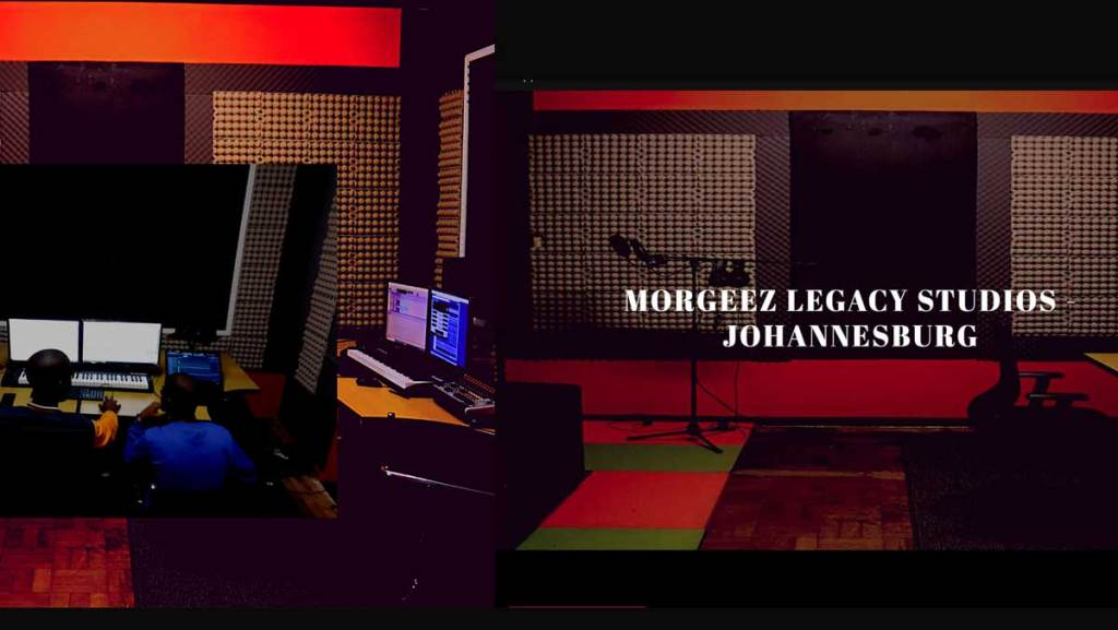 faded red promo - morgeez legacy studios