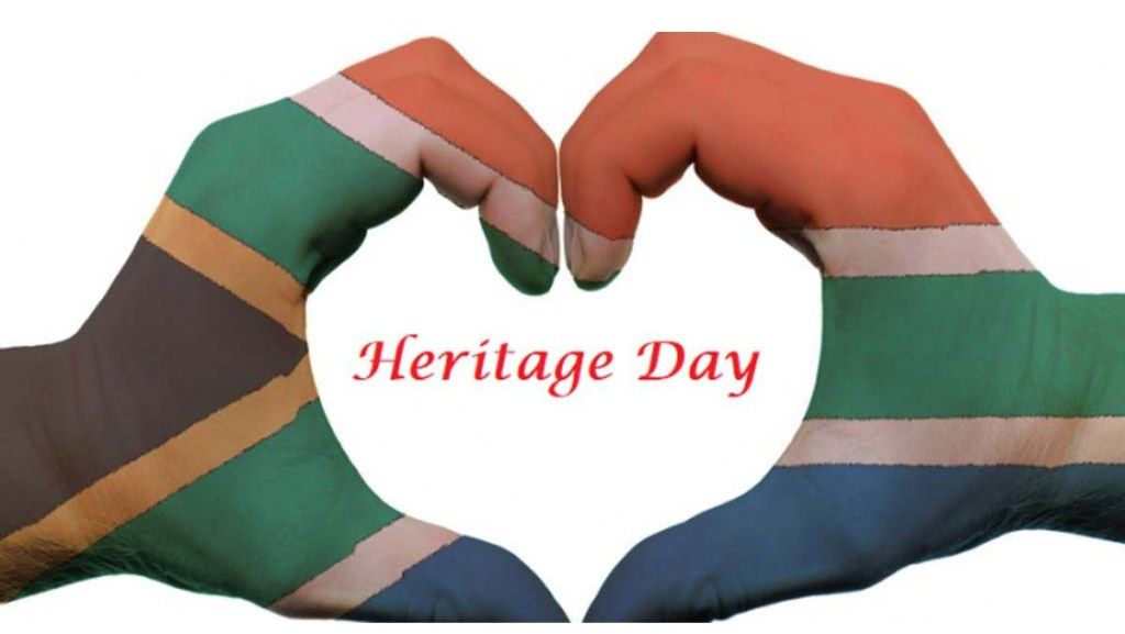 south african heritage day celebration