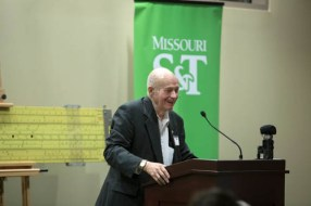 Jerry Bayless Retirement reception and dinner on Thursday Oct. 26, 2017. Sam O'Keefe/Missouri S&T