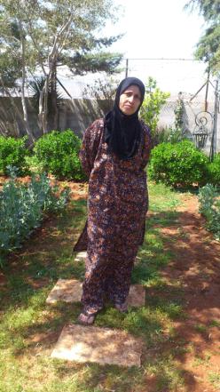 Hannan (48) aus Syrien