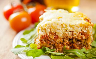 timballo di riso - ricetta Palazzetti