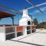 barbecue malibù 2 palazzetti - realizzazione in sicilia