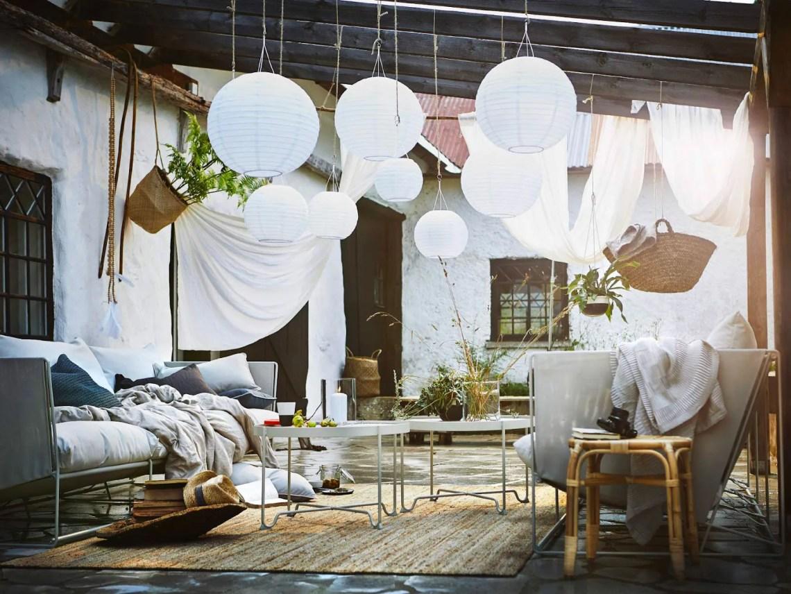 Ikea illuminazione esterna. lampade solari da giardino ikea nuovo