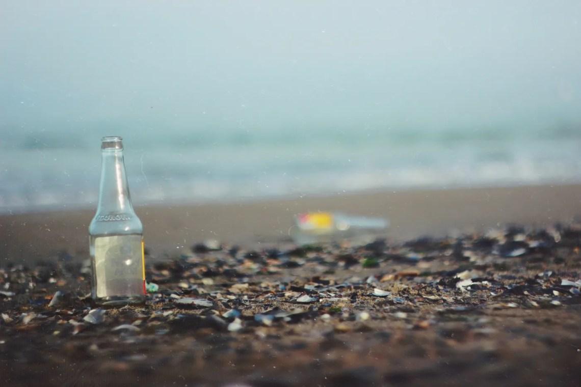 clean sea life - marine litter