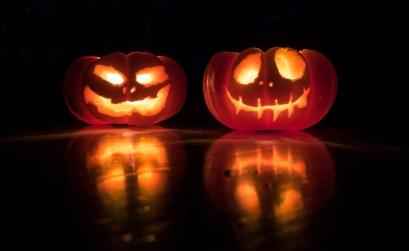 decorazioni per halloween - zucche