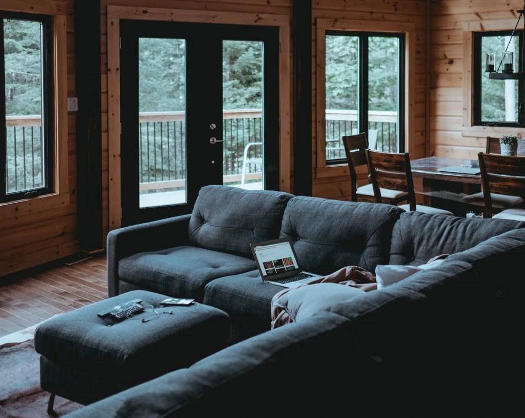 Tendenze dell'arredamento 2020 divano palazzetti